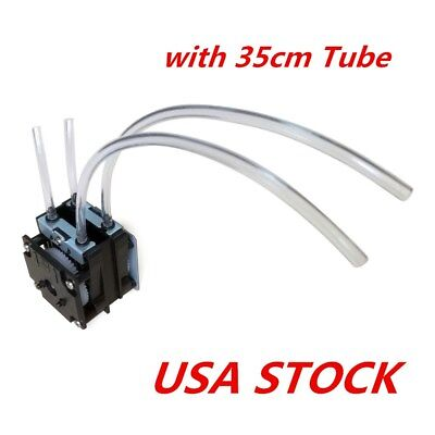 Us Stock-improved Mimaki Jv3 Jv33 Solvent Resistant Ink Pump With 35cm Tube