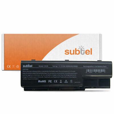 Bateria para Acer Aspire 5715Z Aspire 5739 Aspire 5730 Extensa 7230 4400mAh