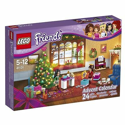 Lego Friends 41131 Advent Christmas Calendar 2016  From 5   12 Years   New