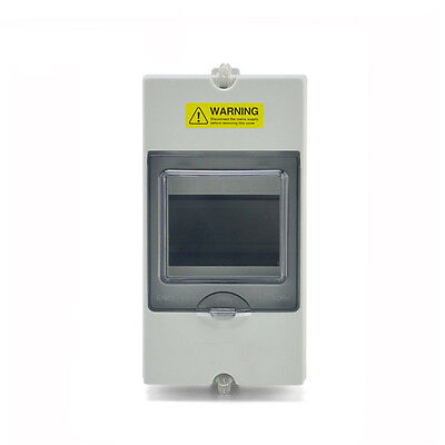 4 Way Ip65 Waterproof Electrical Distribution Enclosure Outdoor Switch Box 1504