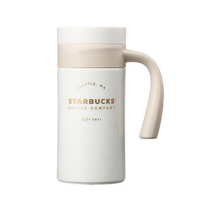 Starbucks Korea 20 SS White Newport Tumbler 355ml 2020 Christmas Limited