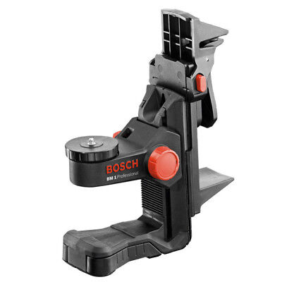 Bosch BM1 Professional Wall Mount Ceiling Clamp For Use With Bosch GLL Lasers