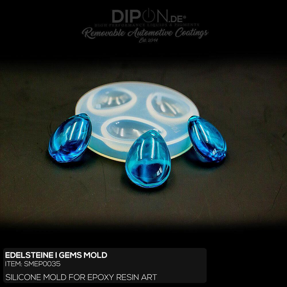 Epoxidharz Silikonform SIGNS PENDANT Gießform Epoxy Resin Art Silicone Mold