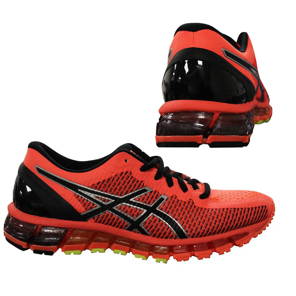 39f3624affe Details about Asics Gel-Quantum 360 CM Womens Running Trainers Lace Up  Orange T6G6N 0690 U111