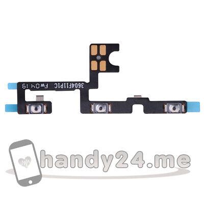 Power Flex Para Xiaomi Redmi Mi 9T Volúmen de Sonido Botón Cable...