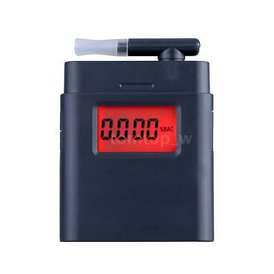 AT-838 Alcohol Breath Tester Breathalyzer Analyzer Detector Mouthpiece R9S8