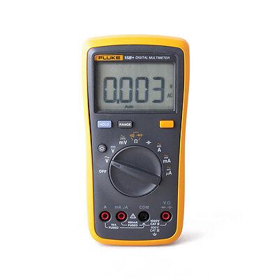 Fluke 15b Digital Multimeter Tester Dmm With Tl75 Test Leads New