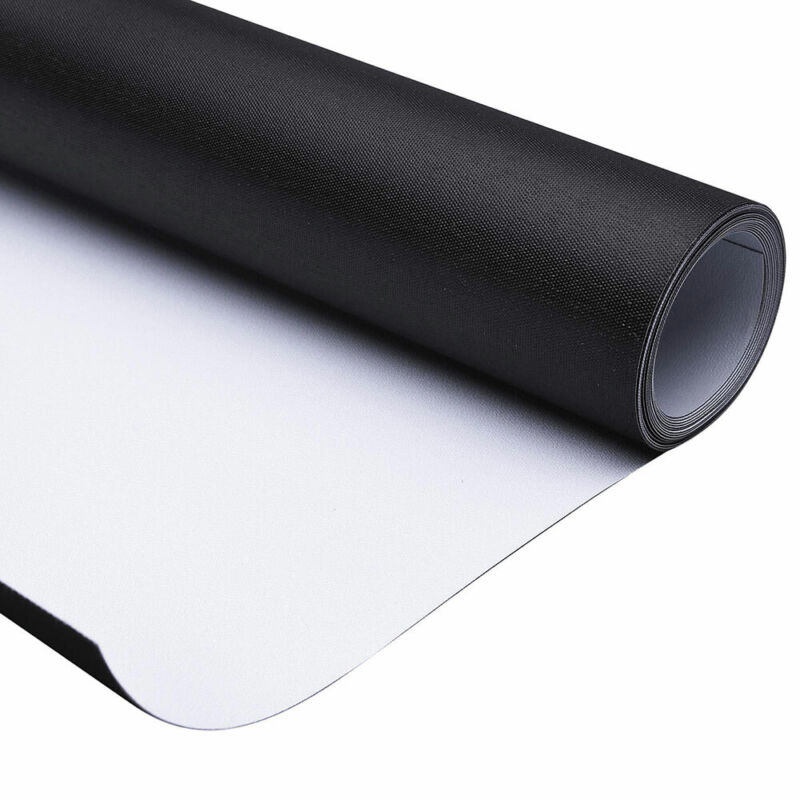 """177"""" 16:9 154x86"""" Matte White Projector Projection Screen Fabric DIY"""