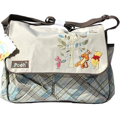 - Baby Disney Winnie The Pooh Diaper Bag Nappy Bottle Bag NEW