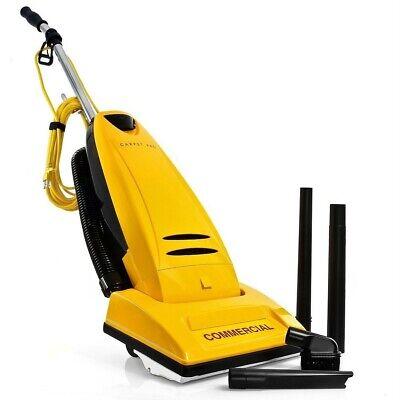 - Carpet Pro Upright Vacuum Value Bundle Extra Belt 12 Bags CPU-2T New Vac In Box