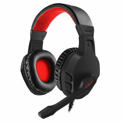 NUBWO U3 Gaming Headset * Noise Cancelling * Over Ear Lightweight * Xbox One PS4