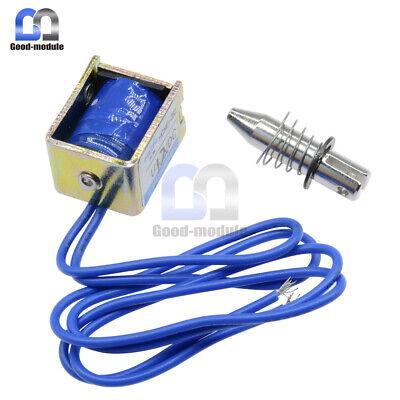 Hcne1-0520 5n Dc 12v Frame Pull Type Solenoid Electromagnet Brand New