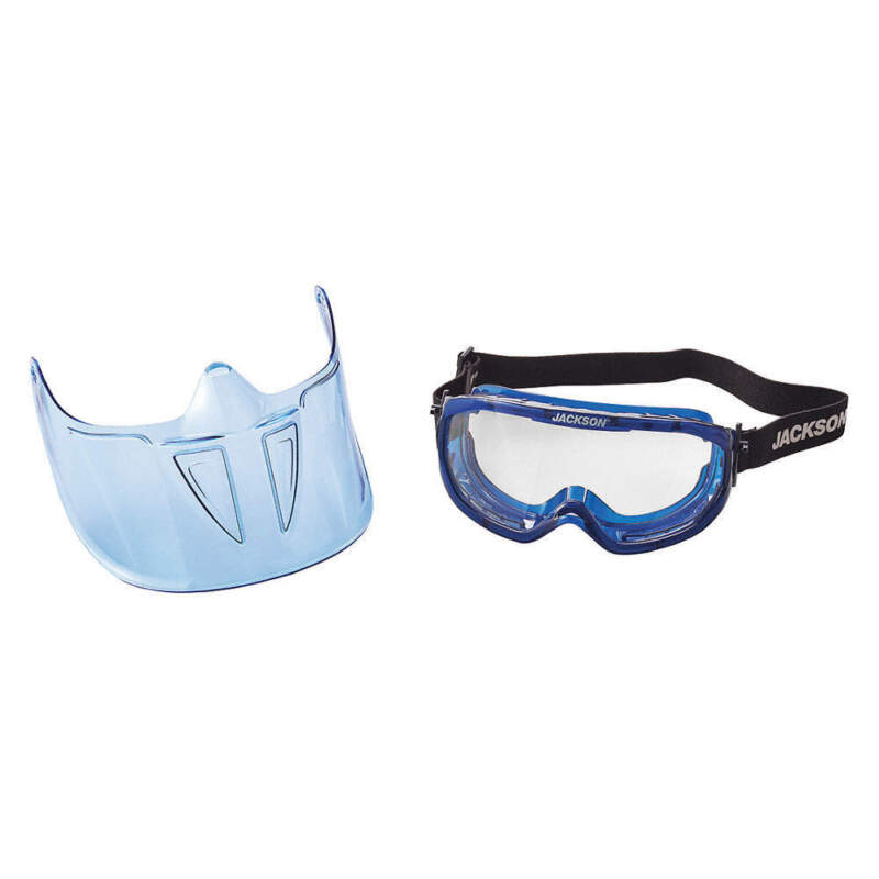 JACKSON SAFETY 21000 GPL500 Blue Goggle