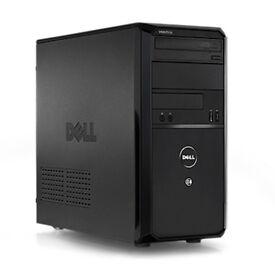 DELL VOSTRO 260 Tower PC Computer / 4GB RAM. 500GB HDD. HDMI. GENUINE WINDOWS 10 PRO PREINSTALLED