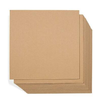 200 Lp Record Mailer Insert Pad Scrapbook Catalog Albums 12.25 X 12.25