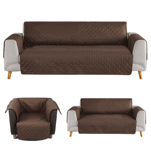 Waterproof Sofa Cover Couch Chair Loveseat Slipcover Furniture Protector