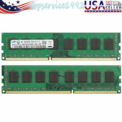 For Samsung Desktop 8GB DDR3 1333 Mhz PC3-10600U 240Pin Desktop Memory RAM