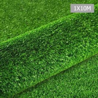10 SQM Artificial Grass Plastic Green Plant Turf Lawn Flooring