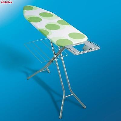 Metaltex Antares Ironing Board 114X38Cm Laundry Clothing Accessories Home New