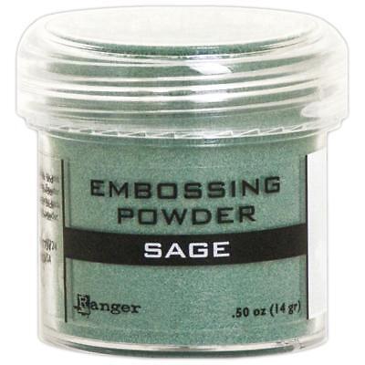 RANGER Embossing Powder SAGE Made in USA ()