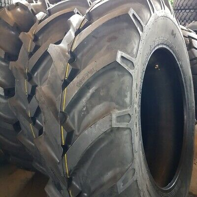 Road Crew 18.4-34 2-tires Tubes18.4x34 12 Ply Tractor Tires Tube Type 18434