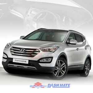 DASH MAT Hyundai SANTA FE DM APR/2012-2016 Black or Charcoal DM1280