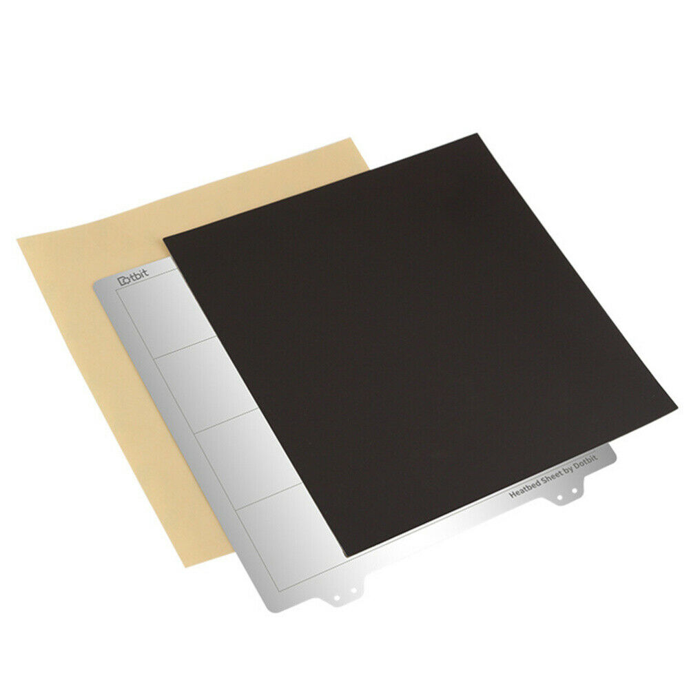 PEI Heated Bed Platform Sticker for wanhao for Robo 3D Printer 220X220mm