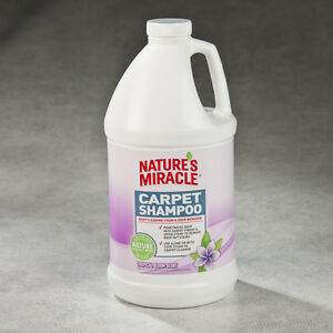 Nature 039 S Miracle Carpet Shampoo Deep Cleaning Stain