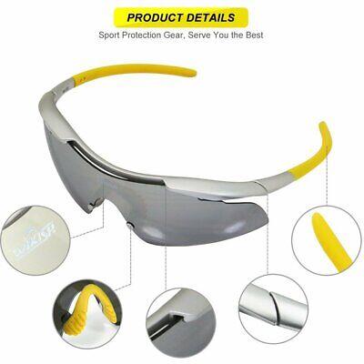 Polarisierte Sport-Sonnenbrille Design für Sport laufen fahren Männer Frauen DE