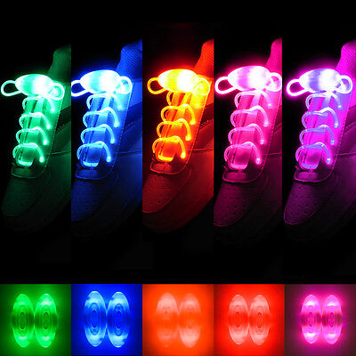 Light Up Shoelace (Cool LED Light Up Shoelaces Waterproof Shoestring-3 Modes (On,Strobe &)