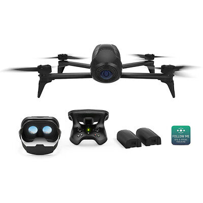 Parrot Bebop 2 Power FPV Pack w/ Smart Flights + 60 Minute Flight Time