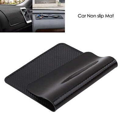 Non-slip Silicone Car Dashboard Sticky Pad Anti Slip Mat Adhesive Mobile Phone ~