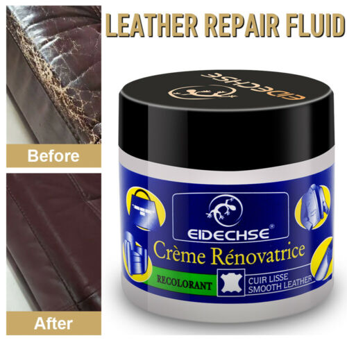 Car Leather Seat Repair Cream Leather Shoes Leather Scratch Repair USA Crafts