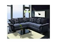 --FASTEST DELIVERY-- NEW HIGH QUALITY SHANNON CORNER SOFA OR 3+2 SEATER AVAILABLE NOW