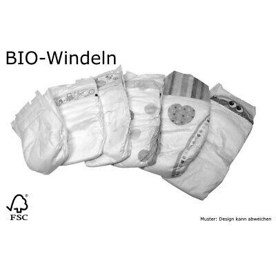 140 St BIO Babywindeln Gr 5 Junior 15-25 kg Einwegwindel BWare Windel im Karton