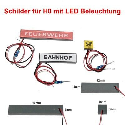 LED Carrera Digital Dauerbeleuchtung xenon//rot für Digital 132-124 143