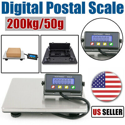 Professional Digital Platform Postal Scale For Shipping Weight Postage 200kg50g