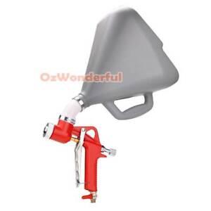 Texture Hopper Sprayer Spray Gun Texture Spraying Render Plaster Epping Whittlesea Area Preview