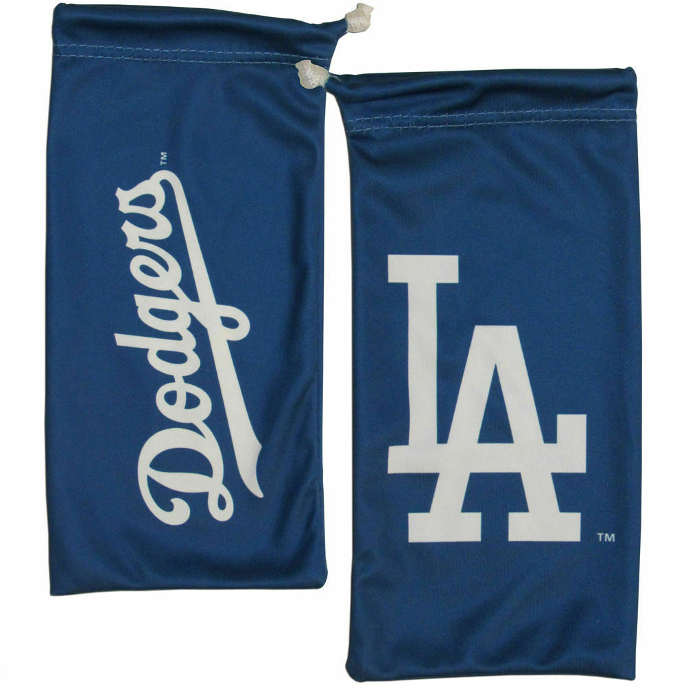 Los Angeles Dodgers Official MLB Microfiber Glasses Bag by S
