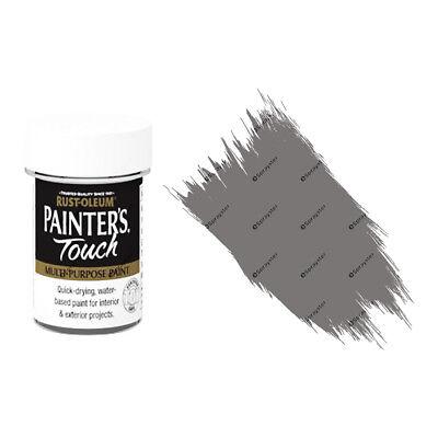 Farbe Zinn (Rust-Oleum Maler Touch multi-oberflächen Farbe Zinn Metallic 20 ml Spielzeug)
