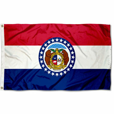 State of Missouri Flag for Flagpole