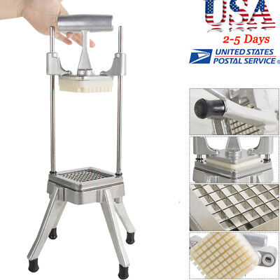Vegetable Fruit Dicer Onion Tomato Slicer Chopper Restaurant Commercial Usa