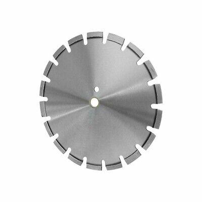1 - 20mm Arbor Segmented Diamond Saw Blade 12 Asphalt Green Concrete Cutter