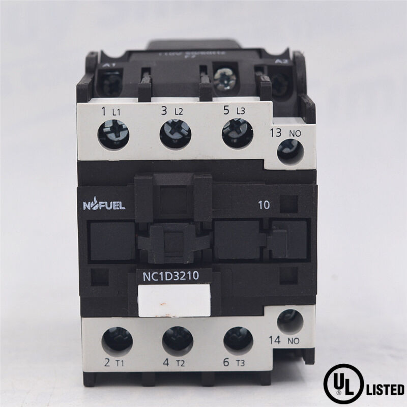 LC1D3210 Direct Replacement for Schneider magnetic contactor LC1D3210F7 AC 120V