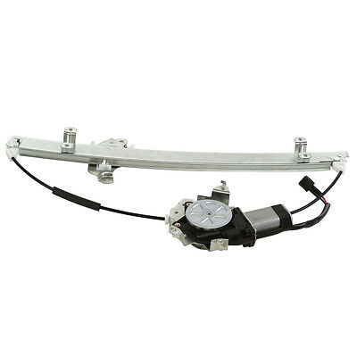 Front Driver Side Power Window Regulator & Motor for a Nissan Frontier or Xterra