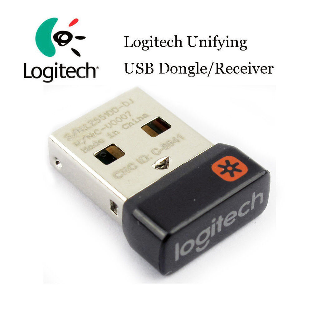 Logitech Unifying Receiver 1 To 6 Devices Usb Wireless Keyboard Fornorm Handheld Presenter With Laser Pointer Mouse Dongle
