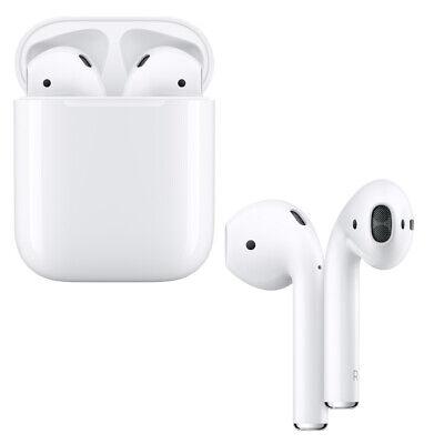 Apple Airpods 2 weiß In-Ear Bluetooth Kopfhörer Ohrhörer Headset 2.Generation