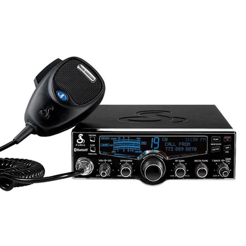 Cobra 29 LX BT Professional CB Radio Bluetooth Enabled - 1 yr. Warranty