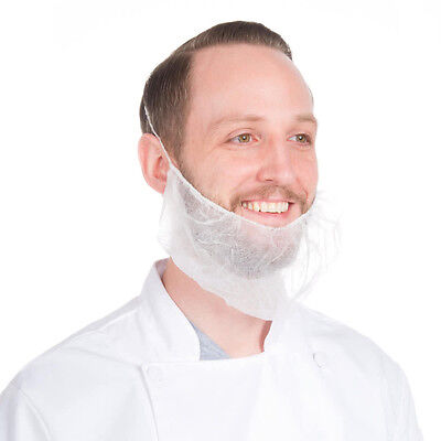ROYAL PAPER DISPOSABLE BEARD COVER 100 PACK  FREE SHIPPING USA (Beard Cover)