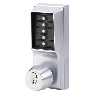 Kaba Simplex Mechanical Combination Push Button Lockset Knob 1021b26d41